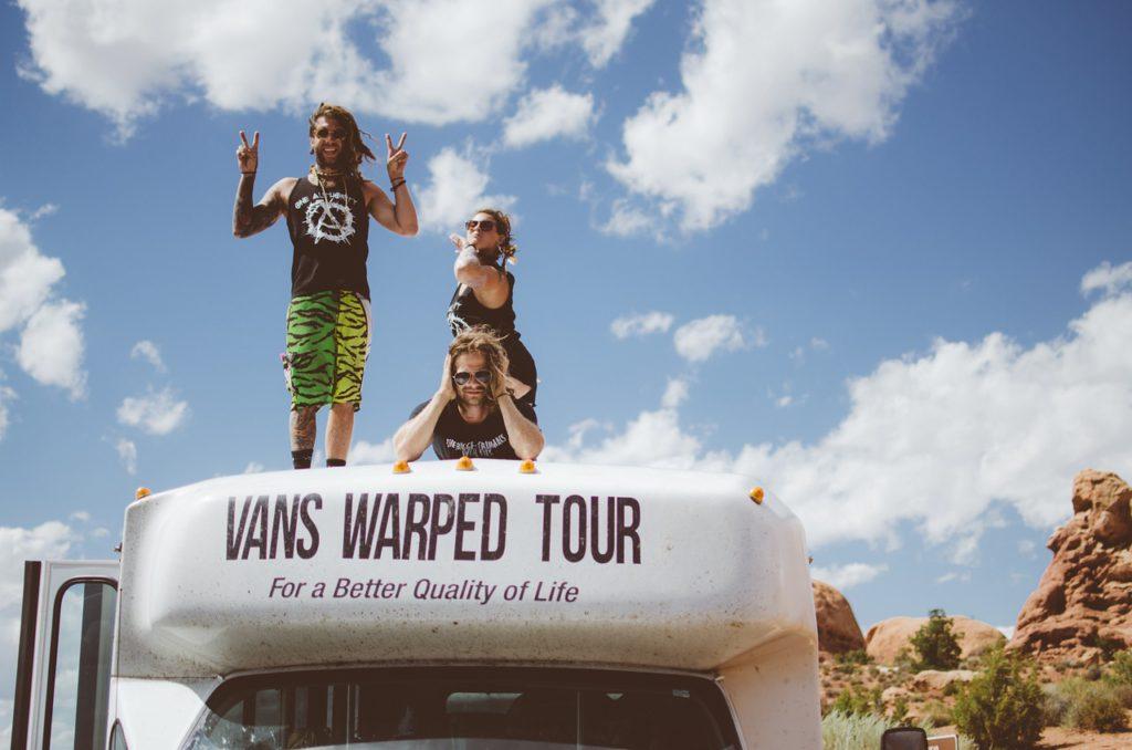 Tourplanung-Tour-Band