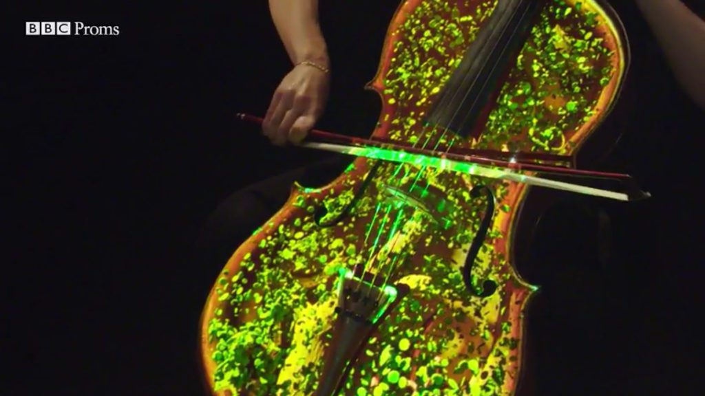Cello-Mapping