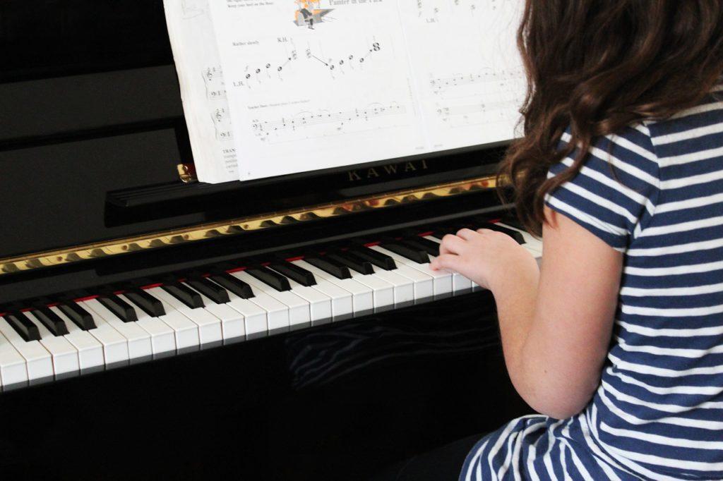 Klavier Unterricht
