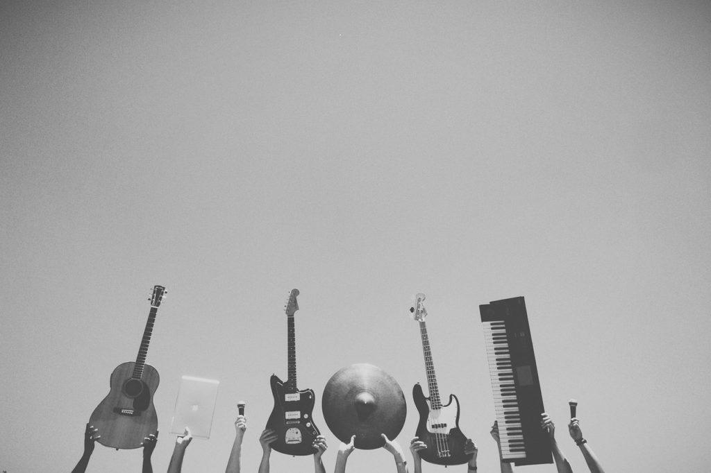 band-musiker