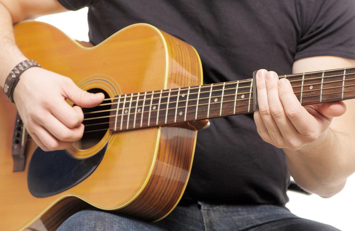 Gitarre Online Spielen