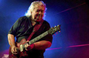 Gitarrist u.a. bei UFO und Whitesnake: Bernie Marsden