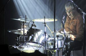 Drummer-Legende Pete York