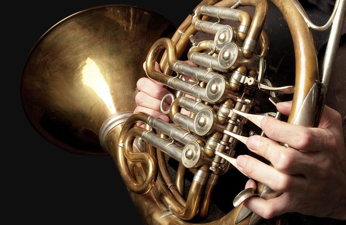 Horn Spielen