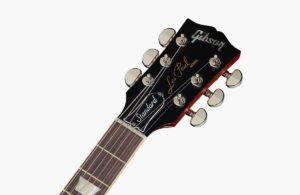 Klassiker und Vorreiter der symmetrischen Bestückung: Gibson
